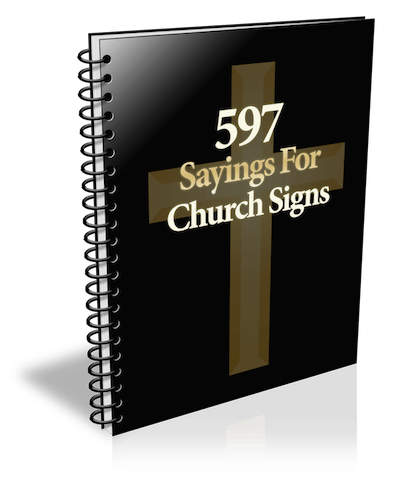 sayings-for-church-signs-binder